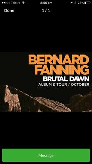 Bernard Fanning - Byron