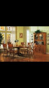 Wanted dining set