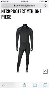 BAUER NG CORE NECKPROTECT YTH ONE PIECE