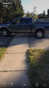 04 F -150 Lariat 5.4L parts truck  Cambridge Kitchener Area image 1