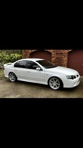Ford bf 2 xr6 turbo, 2007, 12 months rego , low kms Fishermans Reach Kempsey Area Preview