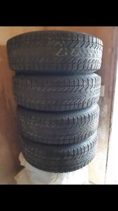 NEED GONE ASAP-winter tires on rims 245/75/R16 $275 OBO