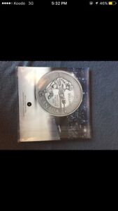Canadian $20 collector hockey coin