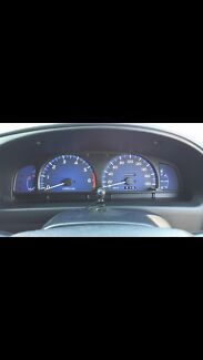 WTB hilux dash cluster 04+  Cooee Burnie Area Preview