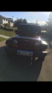 2007 Jeep Wrangler Unlimited X SUV, Crossover