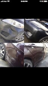 Dent Medics Mobile Auto Body | Save Tons of Cash & Time w/ Us!