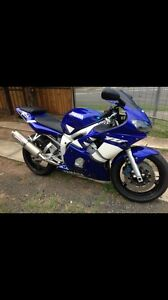 2000 YZF R6 St Marys Penrith Area Preview