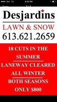 Landscaping, lawn maintenance and more