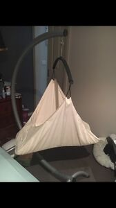 HUSHAMOK BABY HAMMOCK - loved this over bassinet Hillside Melton Area Preview