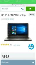 HP laptop for sale. Launceston Launceston Area Preview