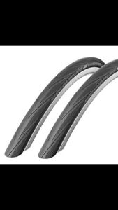 New Schwalbe Lugano 700x23 700x25 Road Bike Tires HS 471 Bicycle