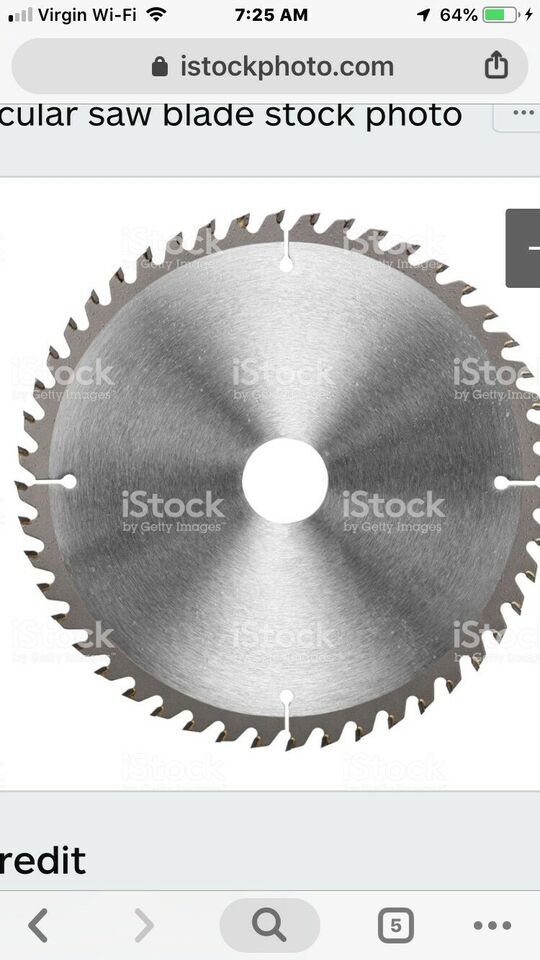 Table saw and miter Saw Blade Sharpening | Carpentry, Crown Moulding