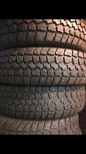 4 studied winter tires for sale