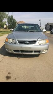 2004 Kia Spectra GSX (Driveable or for Parts)