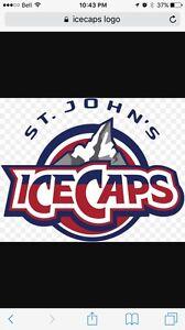 2 Icecaps tickets today Feb 19