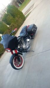 2012 Road King made Street Glide