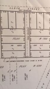 14 Lot Proposed subdivision on Lloyd's St.
