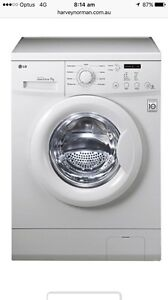 LG 7kg Front Loader Washing Machine Bellevue Hill Eastern Suburbs Preview