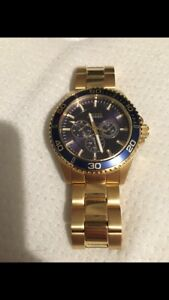 Guess Watch Gold and blue