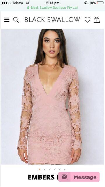 d93482647225c Black swallow dress | Dresses & Skirts | Gumtree Australia Bendigo City -  Bendigo | 1166423315