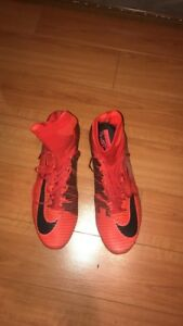 Size 13 cleats