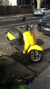 Scooter Honda Nvs Today 50cc Surry Hills Inner Sydney Preview