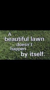 Private landscaping services