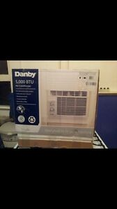 Danby 5000btu window air conditioner