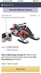 Polaris Pro R800 remote control skidoo