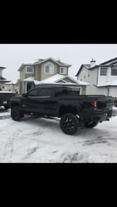 GMC DENALI LIFTED & SUPER CHARGED