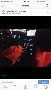 LED AND FOOTWELL LIGHTING