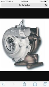 Looking for- 04.5-05 Duramax turbo