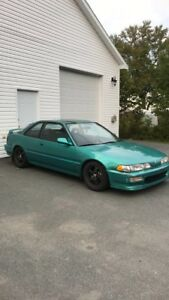 For sale or trade 1992 Acura Integra GSR