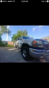2003 GMC Sierra 2500 Extended Cab Denali Pick-up