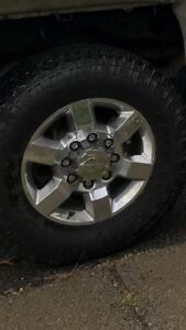 18 inch tires with rims