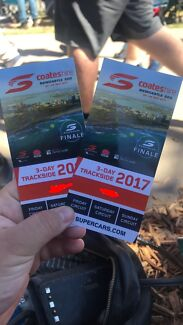 Newcastle Supercars x2 Tickets