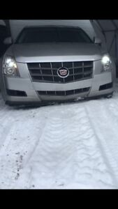 Cadillac cts automatic **AWD**