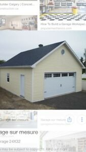 Looking for house to rent with heated garage!
