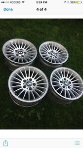 Winter rims for bmw
