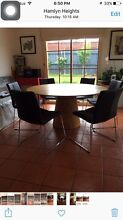 Quality contemporary dining set Manifold Heights Geelong City Preview