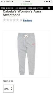 Women's cabela's sweatpants