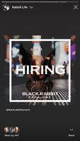 Hiring all FOH & BOH