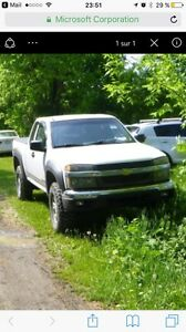 Chevrolet Colorado Ls 4x4