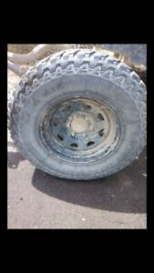 265/75/16 Toyota Hilux Rims and tyres Micky Thompson