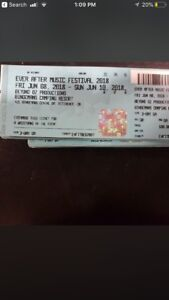 Ever After Music Festival Tickets