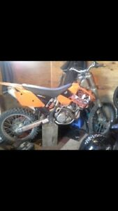 Ktm project for sale or trade