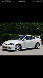 LOOKING FOR ACURA RSX