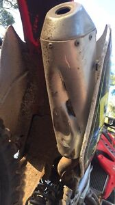 NEEDED  Honda Crf 150r EXHAUST Cowaramup Margaret River Area Preview
