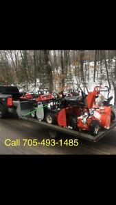 We Buy Snowblowers Will Running Or Not Cash Paid Today!!!!