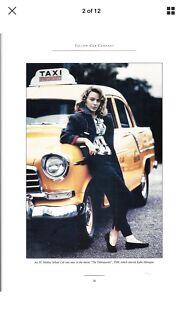 FC collector taxi original